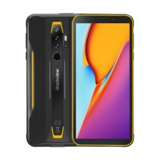 Blackview BV6300 5.7 Inch 3GB RAM 32GB ROM IP68 NFC Fingerprint Quad Rear Camera Dual SIM 4G Smartphone