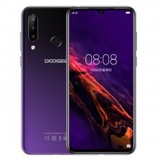 DOOGEE N20 6.3 Inch Octa Core 4GB RAM 64GB ROM Fingerprint Triple Rear Camera Dual SIM 4G Smartphone