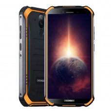 DOOGEE S40 Pro 5.45 Inch Octa Core 4GB RAM 64GB ROM IP68 NFC Face and Fingerprint ID Dual Rear Camera Dual SIM 4G Smartphone