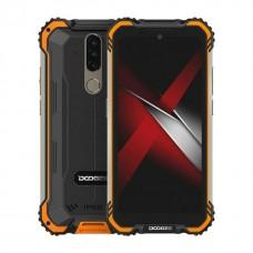 DOOGEE S58 Pro 5.71 Inch Octa Core 6GB RAM 64GB ROM IP68 NFC Fingerprint Triple Rear Camera Dual SIM 4G Smartphone