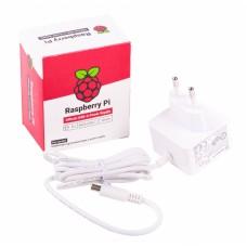 Raspberry Pi 4 15.3W USB-C Power Supply