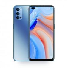 Oppo Reno4 5G 6.43 Inch 8GB RAM 256GB ROM NFC Fingerprint Face Unlock Triple Rear Camera Dual Selfie Camera Dual SIM 5G Smartphone