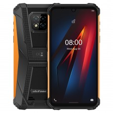 Ulefone ARMOR 8 6.1 Inch 4GB RAM 64GB ROM Octa Core IP68 Waterproof Rugged NFC Fingerprint Triple Rear Camera Dual SIM 4G Smartphone