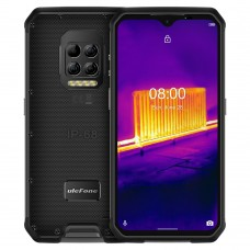 Ulefone ARMOR 9 6.3 Inch 8GB RAM 128GB ROM IP68 NFC Fingerprint Triple Rear Camera Thermal Camera FLIR Dual SIM 4G Smartphone