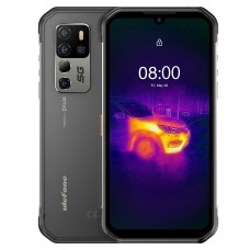Ulefone ARMOR 11T 6.1 Inch 8GB RAM 256GB ROM IP68 NFC Fingerprint Face ID Thermal Imaging FLIR Penta Rear Camera Dual SIM 5G Smartphone