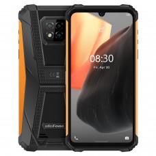 Ulefone ARMOR 8 Pro 6.1 Inch 6GB RAM 128GB ROM Octa Core IP68 Waterproof Rugged NFC Fingerprint Triple Rear Camera Dual SIM 4G Smartphone
