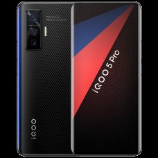 Vivo IQOO 5 Pro 6.56 Inch 8GB RAM 256GB ROM NFC Fingerprint Triple Rear Camera Dual SIM 5G Smartphone