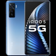 Vivo IQOO 5 6.56 Inch 12GB RAM 256GB ROM NFC Fingerprint Quad Rear Camera Dual SIM 5G Smartphone
