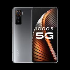 Vivo IQOO 5 6.56 Inch 12GB RAM 128GB ROM NFC Fingerprint Quad Rear Camera Dual SIM 5G Smartphone