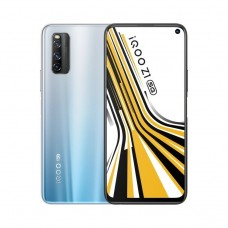 Vivo IQOO Z1 6.57 Inch 6GB RAM 128GB ROM MediaTek Dimensity 1000+ NFC Fingerprint Triple Rear Camera Dual SIM 5G Smartphone