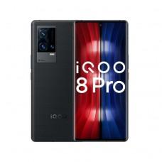 Vivo IQOO 8 Pro 6.78 Inch 8GB RAM 256GB ROM NFC Fingerprint Triple Rear Camera Dual SIM 5G Smartphone