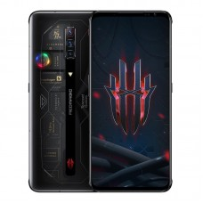 ZTE Nubia Red Magic 6S Pro 6.8 Inch 12GB RAM 256GB ROM NFC Fingerprint Tripple Rear Camera Dual SIM 5G Gamer Smartphone